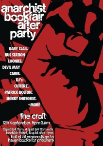 bookfair after-party flyer