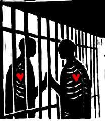 prison sol heart