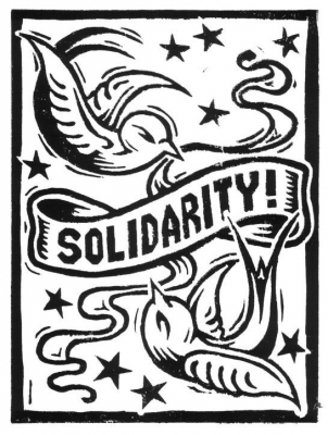 solidarity birds