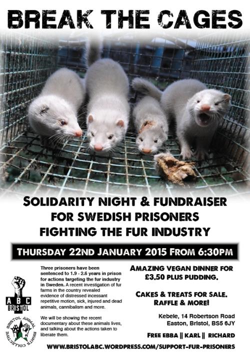 Fur Prisoner Night Poster