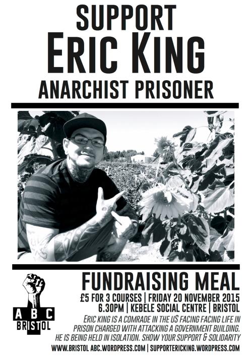 Eric King Poster