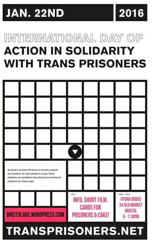 Trans Prisoners Bristol